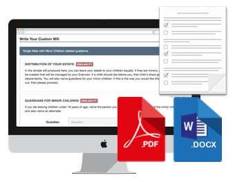 online will saved as pdf or word file